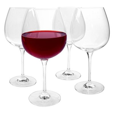 Artland Sommelier 4-pc. Burgundy Wine Glass Set