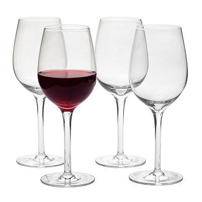 Artland Sommelier 4-pc. Red Wine Glass Set