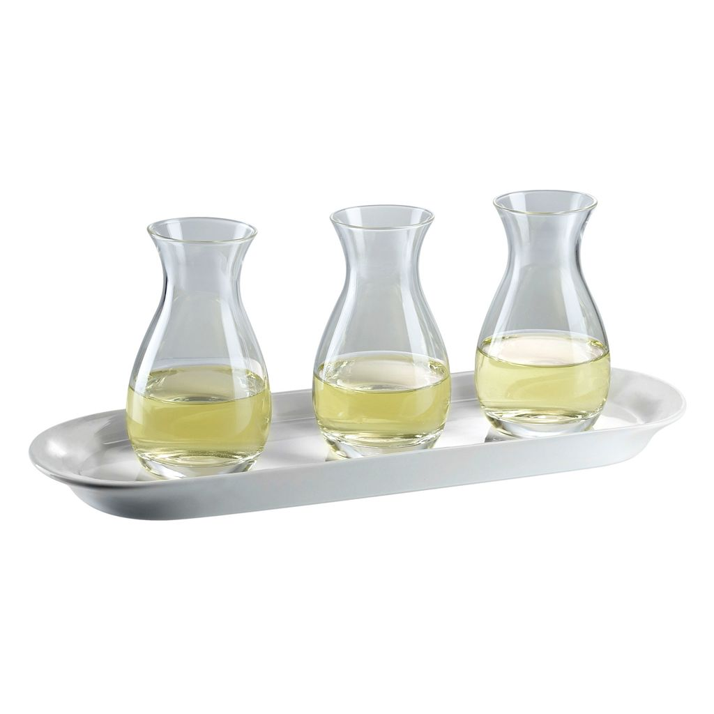 Artland Sommelier 4-pc. White Wine Quartino Flight Set