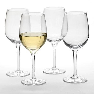 Artland Sommelier 4-pc. White Wine Glass Set