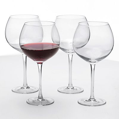 Artland Sommelier 4-pc. Balloon Wine Glass Set