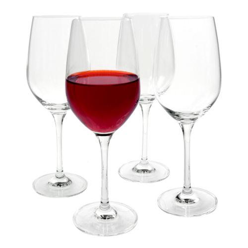 Artland Veritas 4-pc. Chianti Wine Glass Set