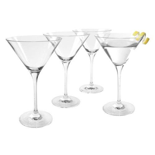 Artland Veritas 4-pc. Martini Glass Set