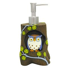 Allure Home Creations Awesome Owls Lotion Pump
