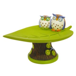 Allure Home Creations Awesome Owls Soap Dish