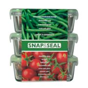 Artland Snap and Seal 3-pc. Stacked Storage Set