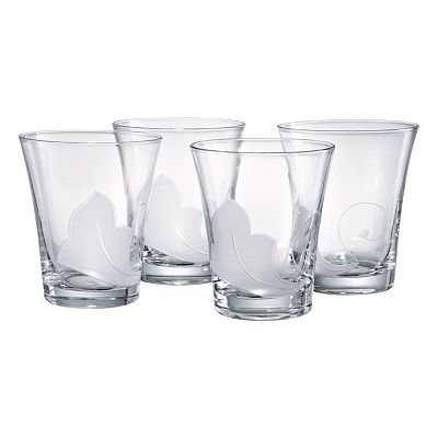 Artland Tuscan Villa 4-pc. Double Old-Fashioned Glass Set