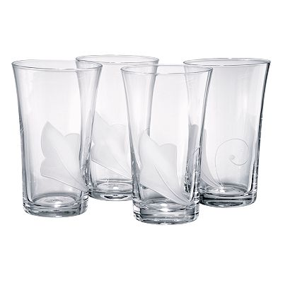 Artland Tuscan Villa 4-pc. Highball Glass Set