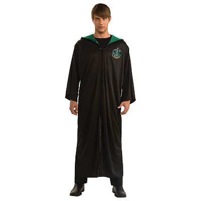 Harry Potter Slytherin Robe Costume - Adult