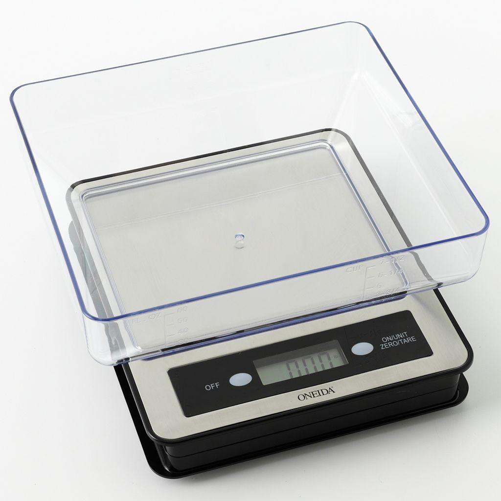 Oneida 2-pc. Digital Kitchen Scale Set