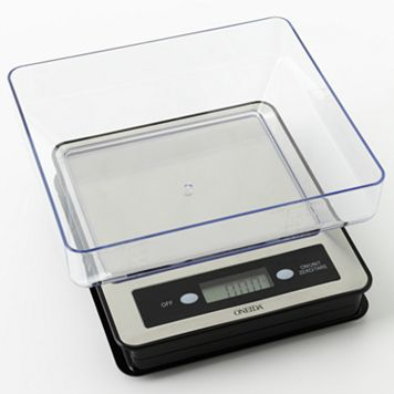 Oneida 2-pc. Digital Kitchen Scale Set