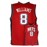 adidas New Jersey Nets Deron Williams NBA Jersey -  Boys 8-20
