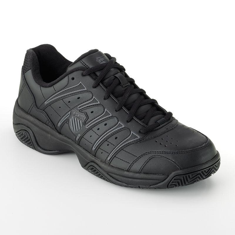 K Swiss Grancourt Ii Tennis Shoes Wide