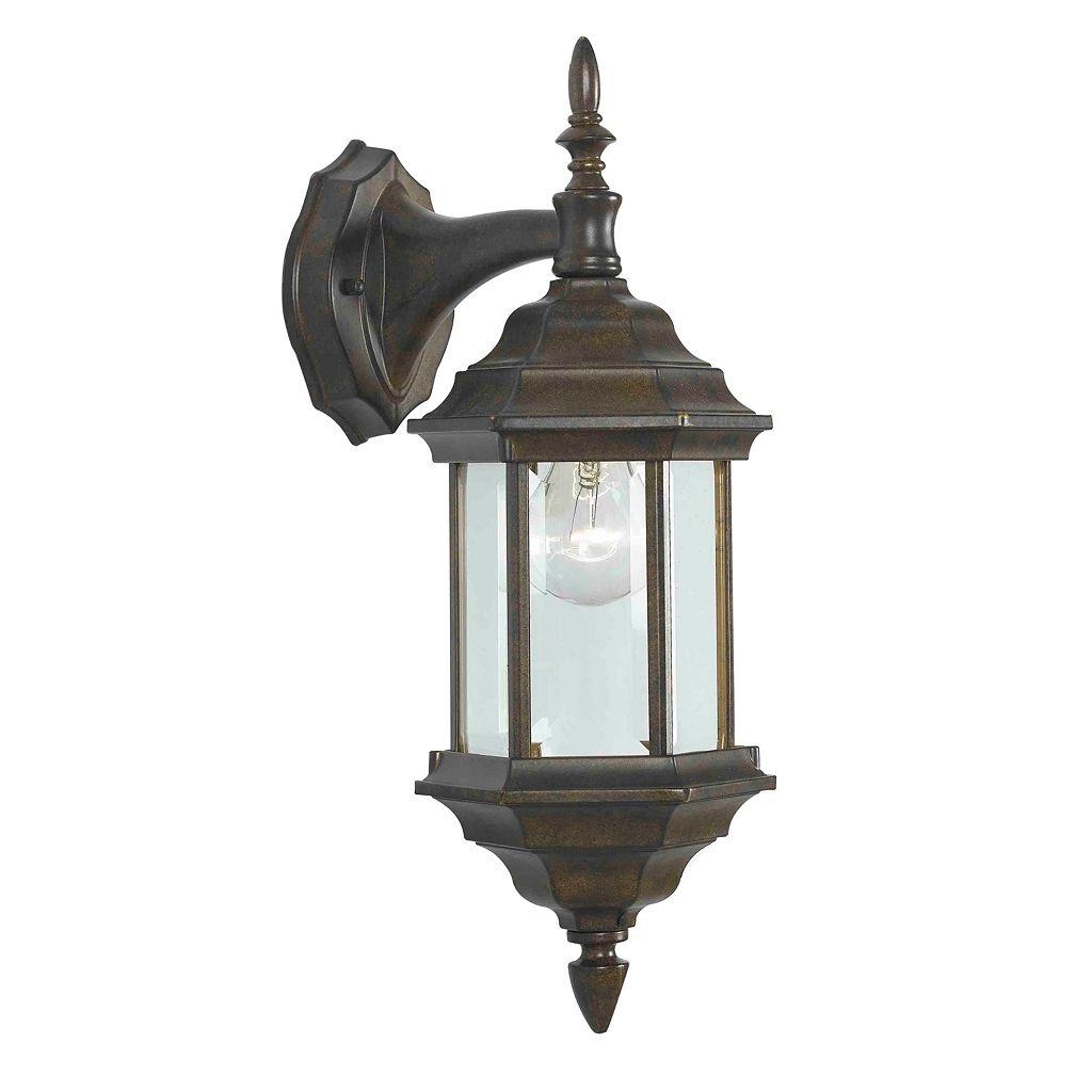 Custom Fit 1-Light Wall Lantern - Outdoor