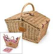 Picnic Time Denver Broncos Piccadilly Picnic Basket