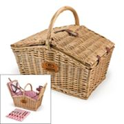 Picnic Time Green Bay Packers Piccadilly Picnic Basket