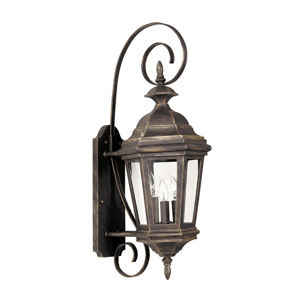 Estate Medium Wall Lantern - Outdoor