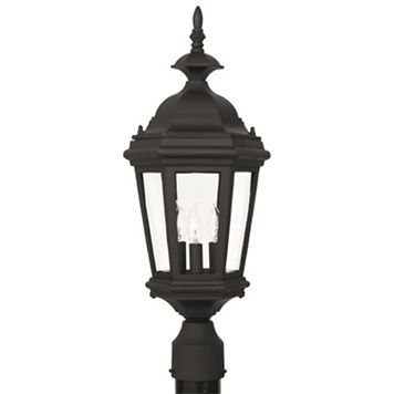 Estate Post Lantern - Outdoor