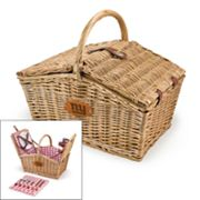 Picnic Time New York Giants Piccadilly Picnic Basket