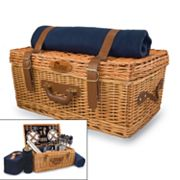Picnic Time New England Patriots Windsor Picnic Basket