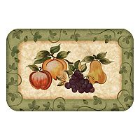 Fruit Platter Kitchen Mat