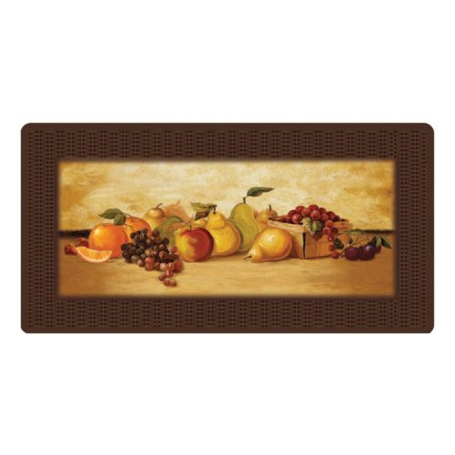 Delicious Fruit Kitchen Mat