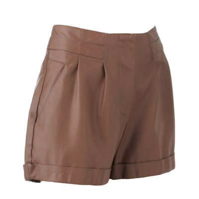 LC Lauren Conrad Pleated Shorts