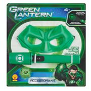 Green Lantern Accessory Kit - Adult