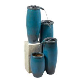 Aqua Indoor or Outdoor Floor Fountain