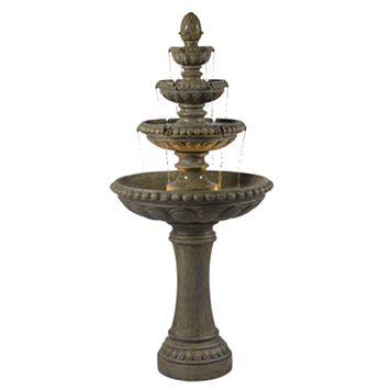 Rialto Outdoor Floor Fountain