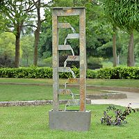 Aqueduct Floor Fountain - Outdoor