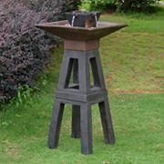 Kenei Floor Fountain - Outdoor