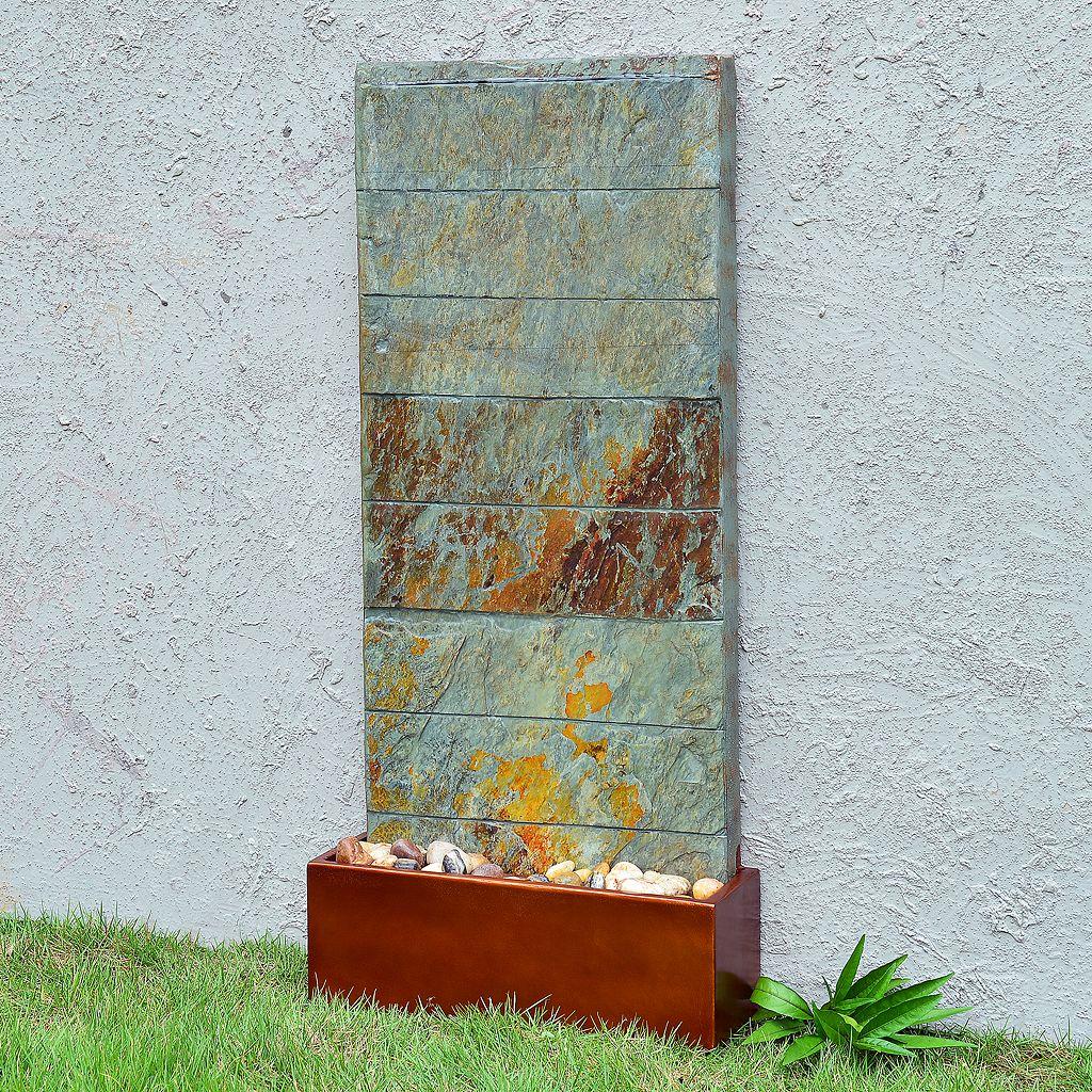 Brook Floor/Wall Fountain - Outdoor