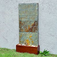 Brook Floor/Wall Fountain - Outdoor