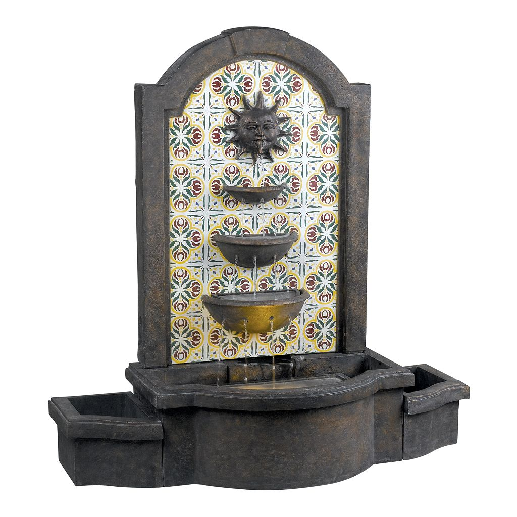 Cascada Indoor/Outdoor Floor Fountain