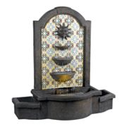 Cascada Indoor or Outdoor Floor Fountain