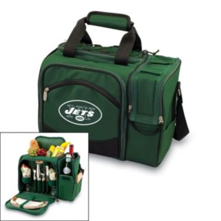 Picnic Time New York Jets Malibu Insulated Picnic Cooler
