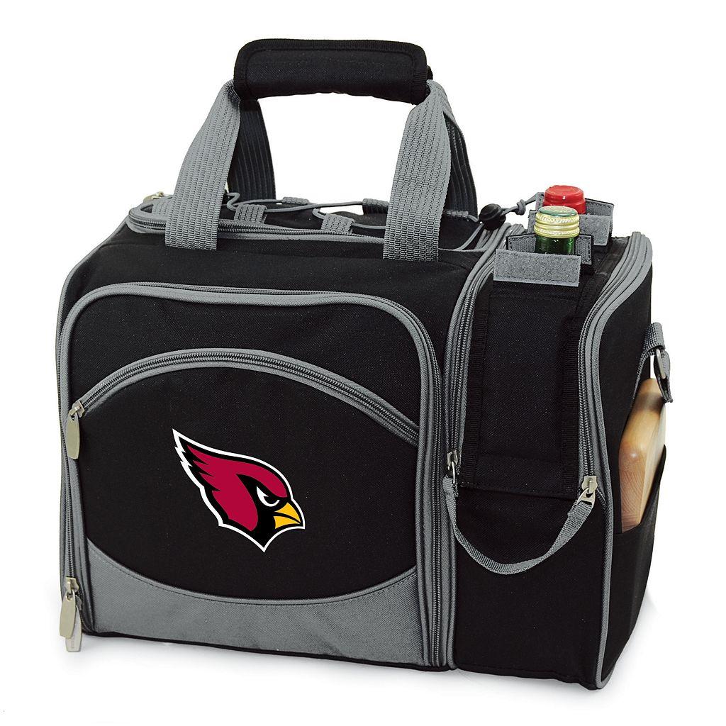 Picnic Time Arizona Cardinals Malibu Insulated Picnic Cooler