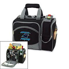Picnic Time Carolina Panthers Malibu Insulated Picnic Cooler