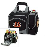 Picnic Time Cincinnati Bengals Malibu Insulated Picnic Cooler