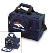Picnic Time Denver Broncos Malibu Insulated Picnic Cooler