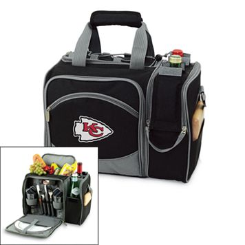 Picnic Time Kansas City Chiefs Malibu Insulated Picnic Cooler