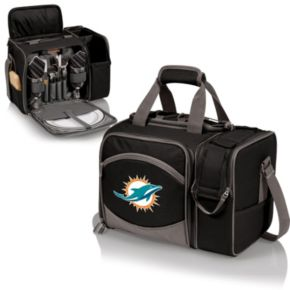 Picnic Time Miami Dolphins Malibu Insulated Picnic Cooler