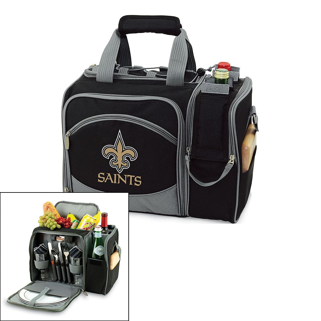 Picnic Time New Orleans Saints Malibu Insulated Picnic Cooler