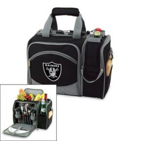 Picnic Time Oakland Raiders Malibu Insulated Picnic Cooler
