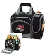 Picnic Time Tampa Bay Buccaneers Malibu Insulated Picnic Cooler
