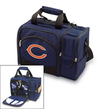 Picnic Time Chicago Bears Malibu Insulated Picnic Cooler