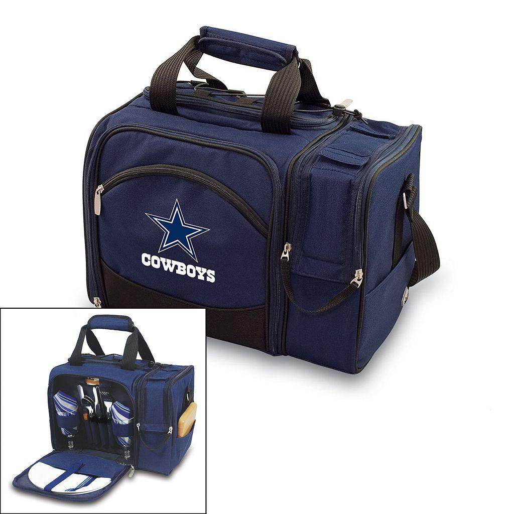 Picnic Time Dallas Cowboys Malibu Insulated Picnic Cooler