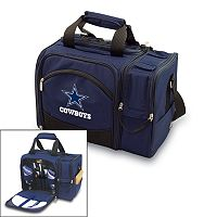 Picnic Time Dallas Cowboys Malibu Insulated Picnic Cooler