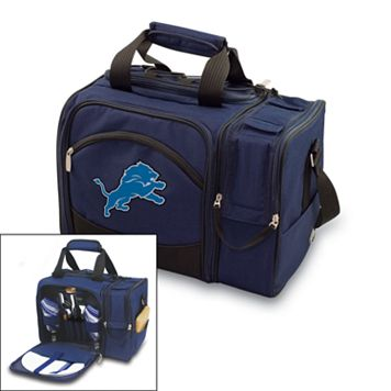 Picnic Time Detroit Lions Malibu Insulated Picnic Cooler